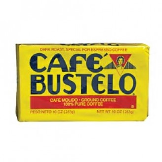 Cafe Bustelo Dark Roast Espresso Coffee