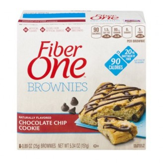 Fiber One  Brown