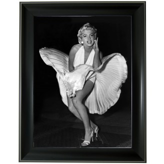 3D Lenticular picture w/ frame Marylin Monroe