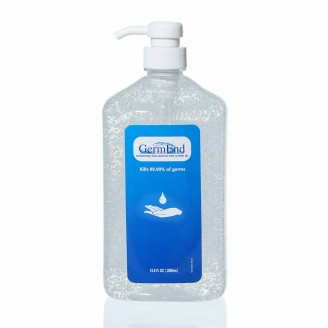 33.88oz (1000ml) Hand Sanitizer Gel 75% Alcohol w/ Aloe Vera